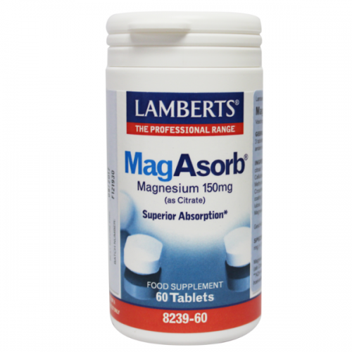 MagAsorb 150mg 60t